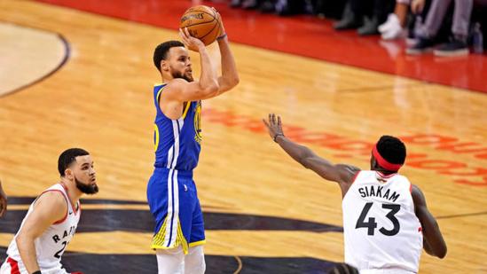 NBA FINALS 2019: Golden State s'accroche à son trône après une fin de match complètement folle à Toronto