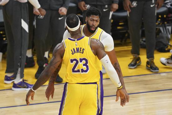 NBA: Los Angeles Lakers : peu importe la manière, il faudra la bannière