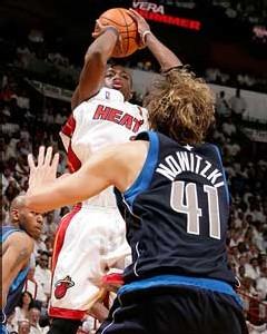 Wade des Heat de Miami