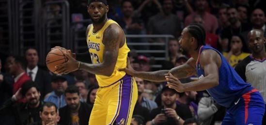 NBA: les prix fous pour Lakers-Clippers, match de Noël le plus cher