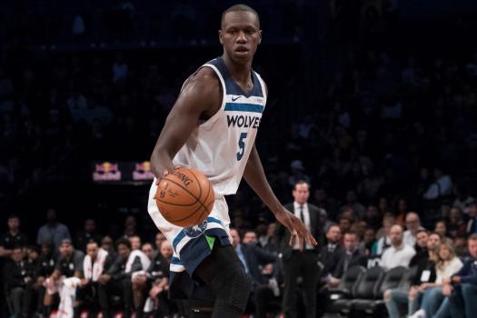 NBA : Gorgui Dieng (22 pts, 13 rbds et 6 passes) permet aux Wolves de s'imposer à Cleveland