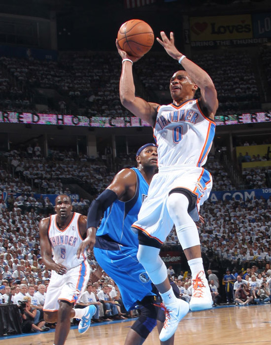 NBA PLAY-OFF 2012 1er Tour MATCH 2 : le Heat tranquille, le Thunder bataille