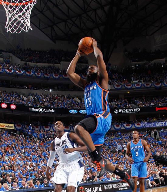 (VIDEOS) - NBA PLAY-OFF 2012 : OKC balaie Dallas