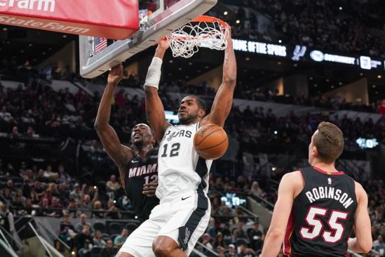 NBA- Resultats de la Nuit : NBA. San Antonio reprend des couleurs, Indiana s'offre une victoire de prestige