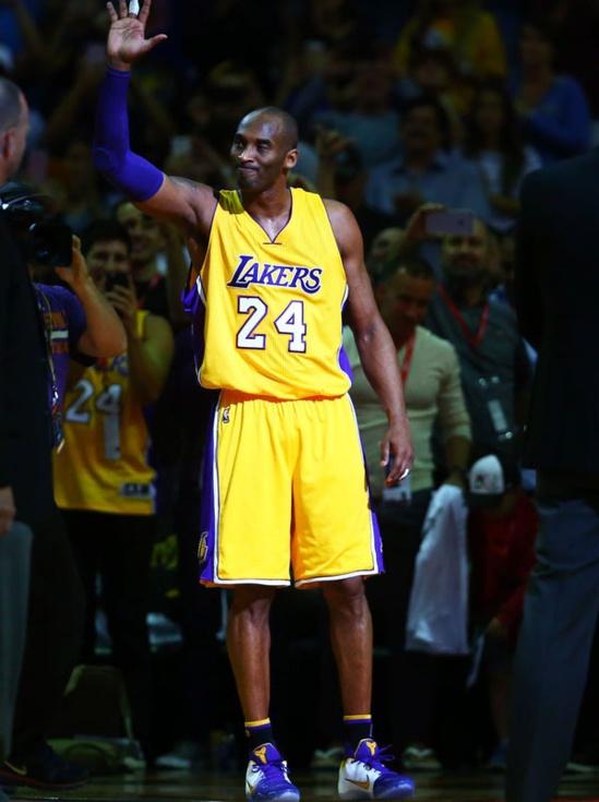 NBA – Kobe Bryant est décédé