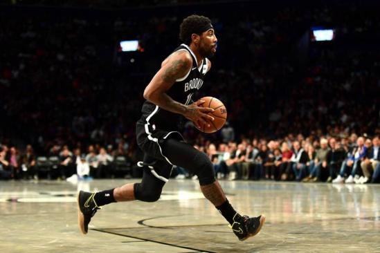 NBA:Irving inspiré, les Raptors affamés, la performance de Denver…Les résultats de la nuit