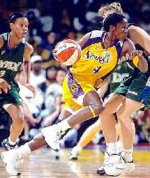 Mabika Mwadi (WNBA) la star du Basketball Congolaise ( ZAIRE)