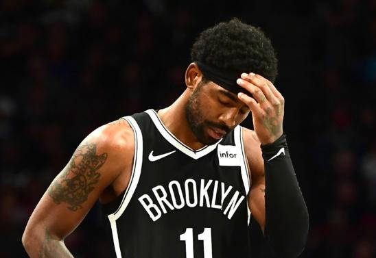 NBA-Brooklyn Nets : saison terminée pour Kyrie Irving