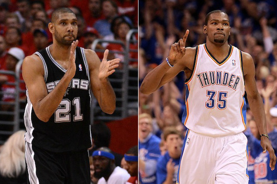 NBA/Play-offs - San Antonio-Oklahoma City: la crème de la crème