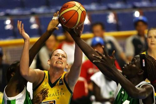 Lauren Jackson bourreau des sénégalaises - 31 pts  (photo FIBA)