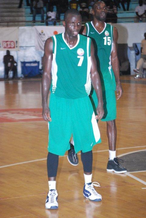 """Mamadou Ndoye """"Vieux"""" roi 2012"""