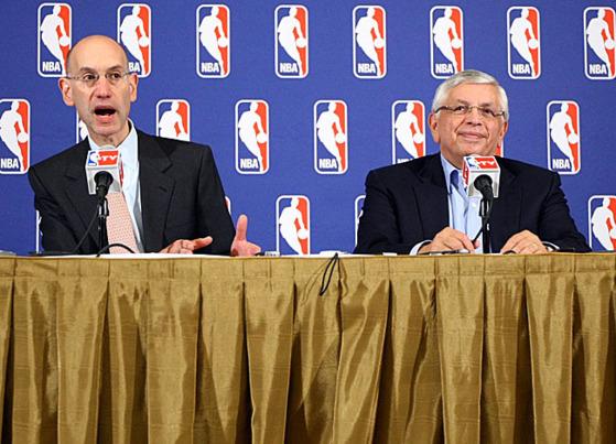 NBA: Adam Silver remplacera David Stern à la tête de la NBA à partir du 1er Février 2014
