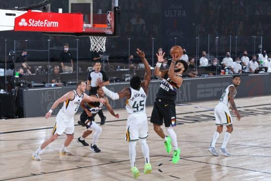 NBA PLAYOFFS : Les Resultats de la nuit