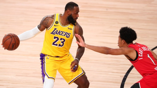 PLAYOFFS 2020 : Resultats - Les Lakers mettent Portland à l'index
