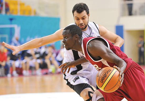 Ousseynou Ndiaye (AL GHARAFA) 29 pts, 7 rbds et 4 passes
