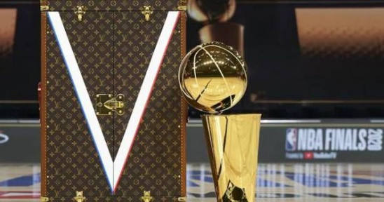 NBA - Mode - Louis Vuitton dévoile une collection avec la NBA