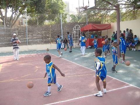 Kiné Basket School