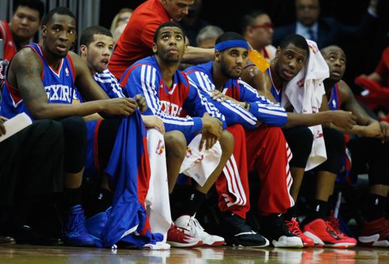 NBA - 26e défaite de suite pour Philadelphie, record égalé