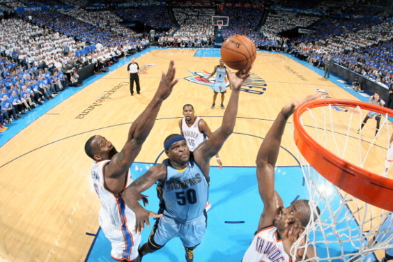 NBA: Memphis mate OKC en prolongation, les Clippers écrasent Golden State