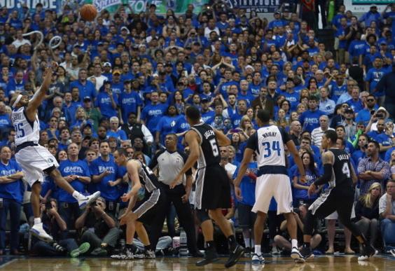NBA - Play-offs/1er tour: les cadors se relancent sauf San Antonio