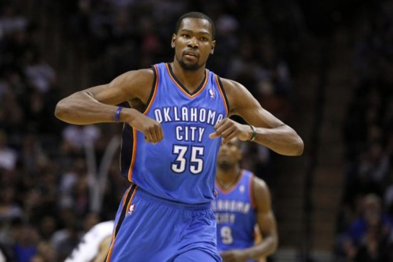 MVP : Kevin Durant enfin numéro 1