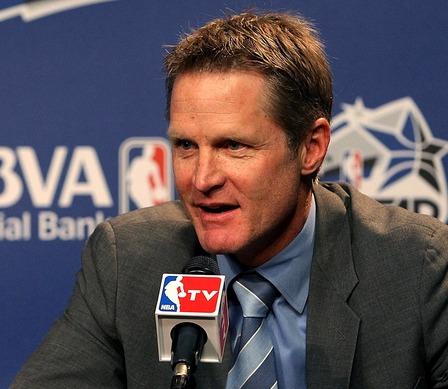 Steve Kerr va diriger les Warriors pour 5 ans