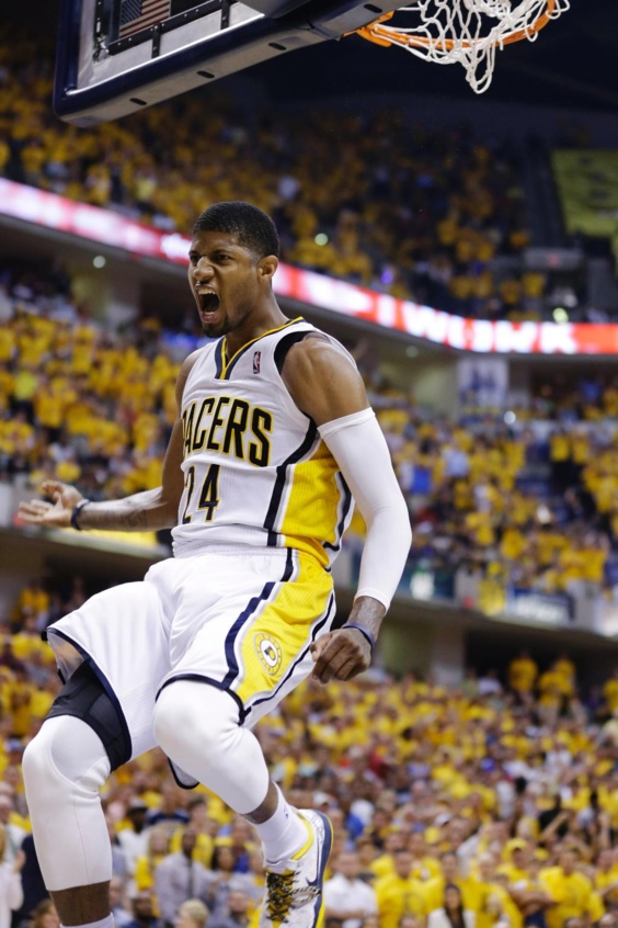 NBA - Play-offs: Indiana contrarie Miami
