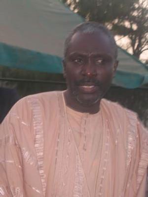 Alioune Badara DIAGNE president de la FSBB