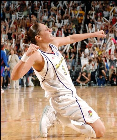 Diana Taurasi (Photo WNBA)