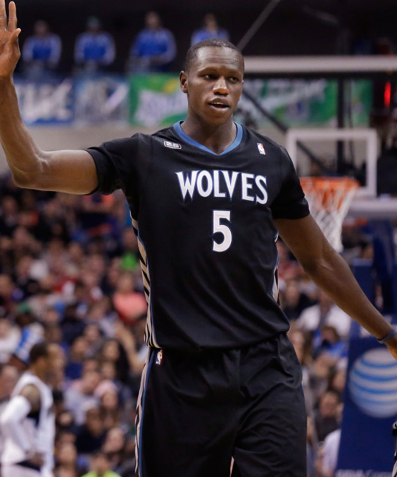 NBA: Minnesota - Timberwolves : Encore un double double pour Dieng (14 pts, 10 rbds, 3 contres, 2 passes et 2 interceptions)