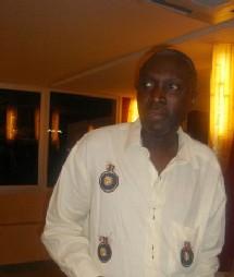 Alioune Badara DIAGNE president de la FSBB et du COCAN