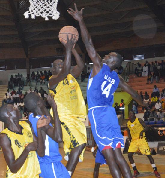 Fin de la 1-ère phase du championnat de basket du Sénégal