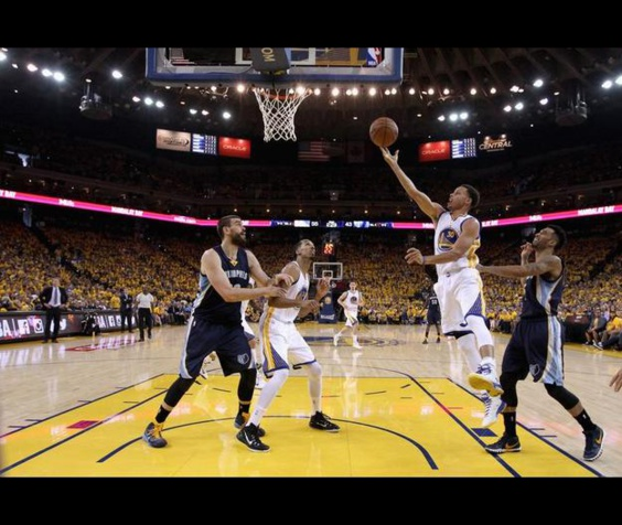 NBA - Play-offs/2e tour: Golden State et Washington enchaînent
