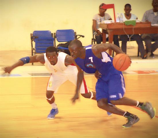 ¼ de finale Coupe du Sénégal (HOMMES) :