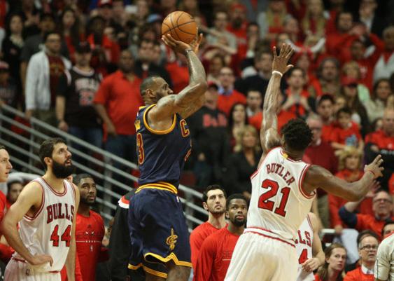 NBA - Play-offs/2e tour: Cleveland se relance, les Clippers s'envolent