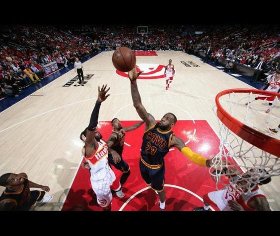 NBA - Finale de conférence Est/Match N.2: Cleveland écoeure Atlanta