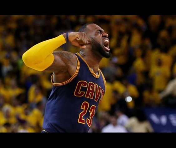 NBA - Finale: Cleveland asphyxie Golden State