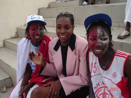 Nancy Cissé Coach du SIBAC