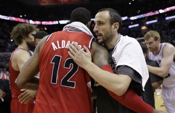 Transfert - NBA: LaMarcus Aldridge rejoint San Antonio et Gino rempile pour un an