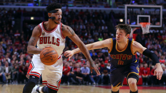 NBA - Chicago contrarie Cleveland