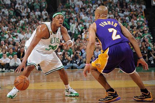 NBA - Finale - Match N.1: Boston étouffe les Lakers
