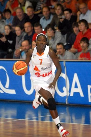 JO-2008 - La sélection féminine du Mali en préparation