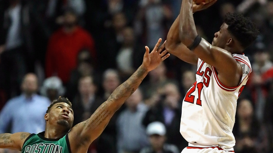 NBA: Jimmy Butler ne tremble pas dans le money-time