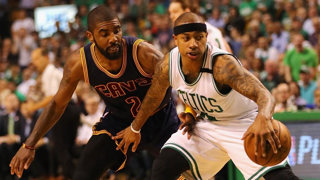 NBA : Echange -  Kyrie Irving aux Celtics et Isaiah Thomas aux Cavs