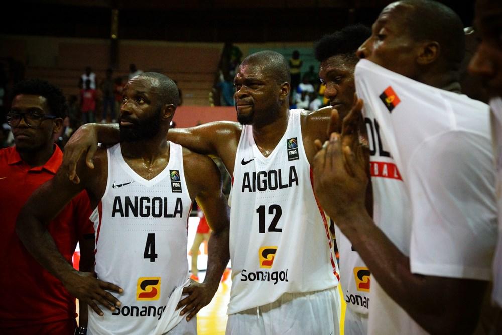 AFROBASKET HOMMES 2017 :  l'Angola, adversaire des Lions en quart de finale