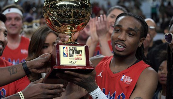 NBA ALL STAR GAME 2018 - Celebrity All-Star Game : Quavo MVP et team Clippers victorieux