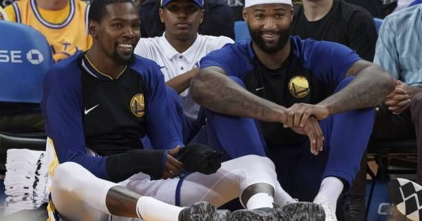NBA : DeMarcus Cousins bientôt de retour avec les Warriors
