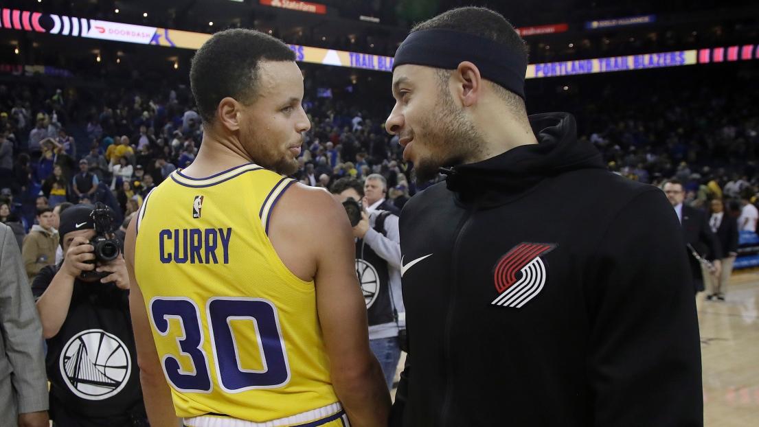 NBA ALL-STAR GAME 2019: Stephen et Seth Curry s'affronteront au concours de tirs de trois points