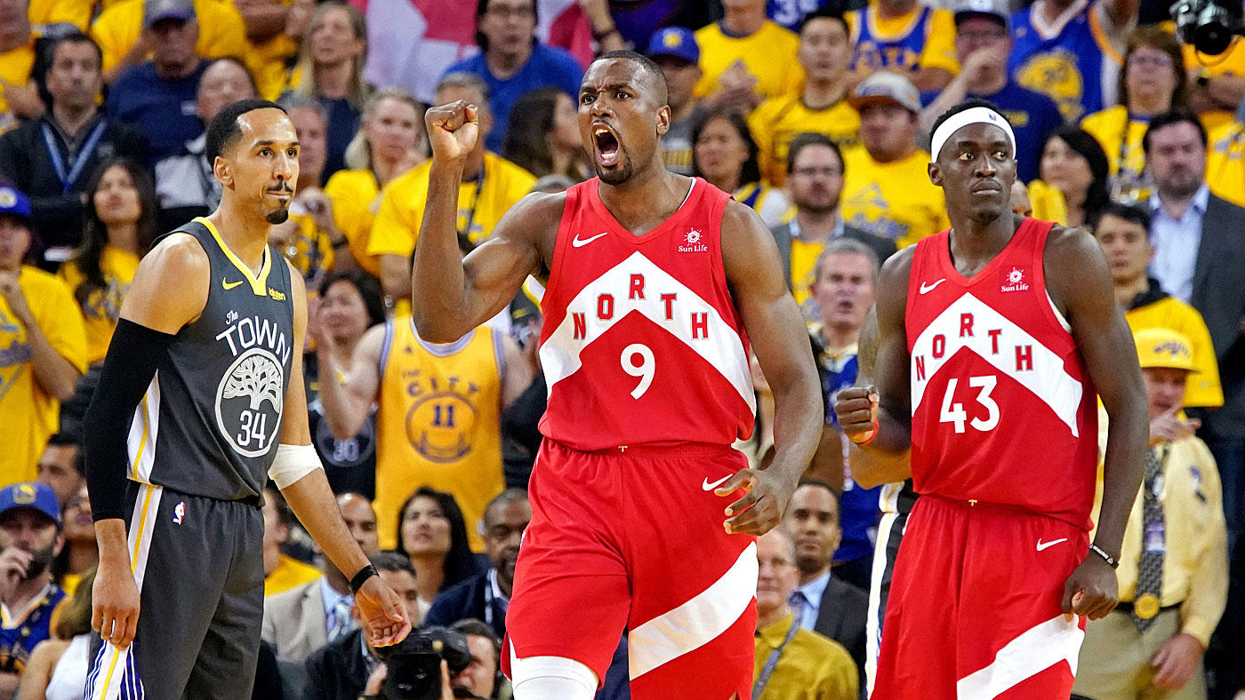 NBA FINALS 2019:Les Toronto Raptors se rapprochent d'un titre historique face à Golden State