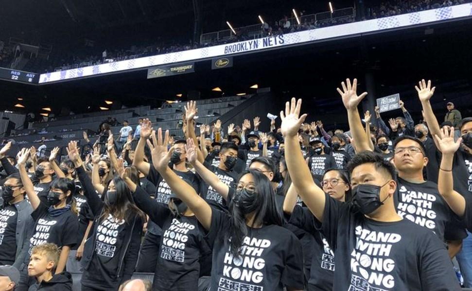 NBA: La TV chinoise boycotte les matches d'ouverture après le tweet de Daryl Morey sur Hong Kong